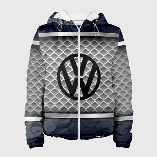 Женская куртка 3D  Фото 01, VOLKSWAGEN SPORT