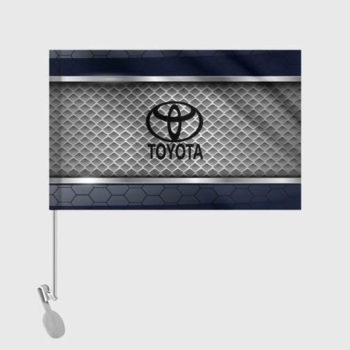 Флаг для автомобиля TOYOTA SPORT Фото 01