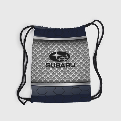 Рюкзак-мешок 3D  Фото 04, SUBARU SPORT