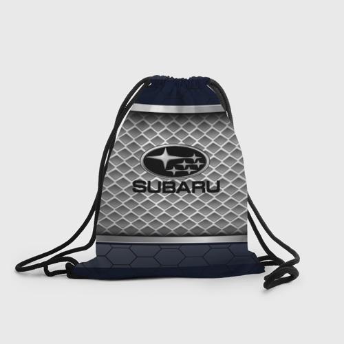 Рюкзак-мешок 3D  Фото 01, SUBARU SPORT