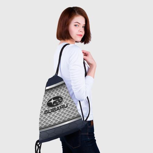 Рюкзак-мешок 3D  Фото 02, SUBARU SPORT