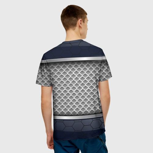 Мужская футболка 3D  Фото 02, SKODA SPORT
