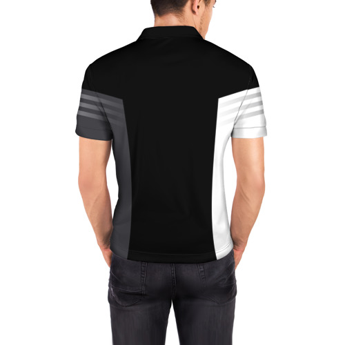 Мужская рубашка поло 3D  Фото 04, СССР