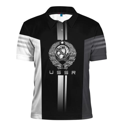 Мужская рубашка поло 3D  Фото 01, СССР