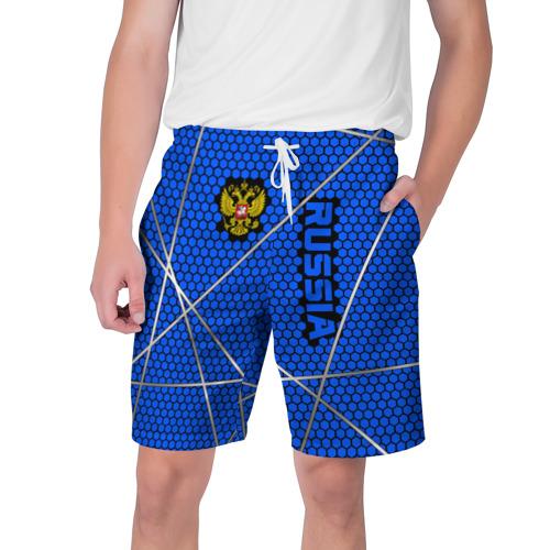 Мужские шорты 3D Russia