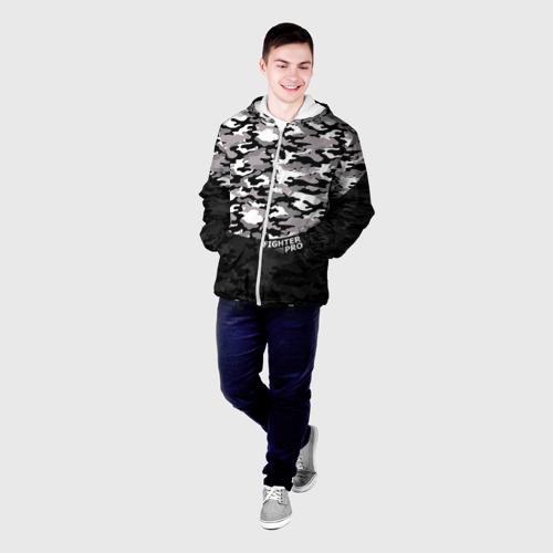Мужская куртка 3D  Фото 03, Fighter PRO