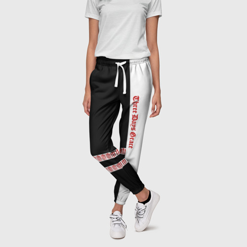Женские брюки 3D  Фото 01, Three Days Grace