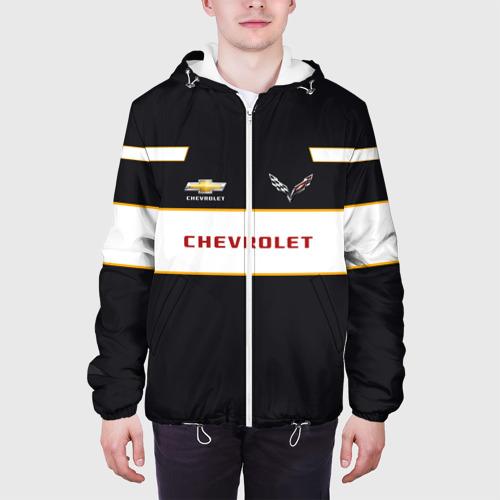 Мужская куртка 3D  Фото 04, Chevrolet