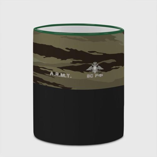 Кружка с полной запечаткой Войска связи Фото 01