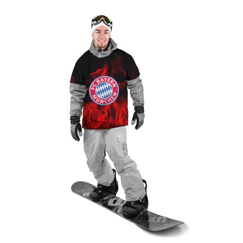 Накидка на куртку 3D  Фото 03, BAYERN MUNCHEN