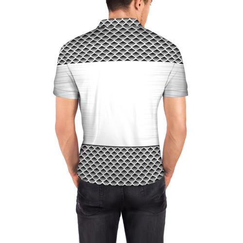 Мужская рубашка поло 3D  Фото 04, TOYOTA SPORT
