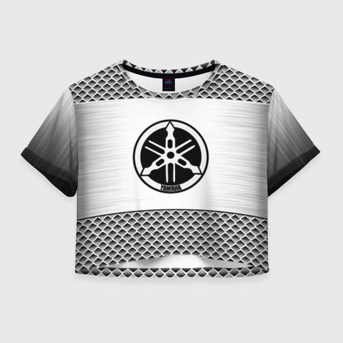 Женская футболка Cropp-top YAMAHA SPORT Фото 01