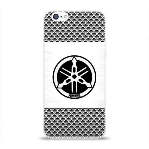 Чехол для Apple iPhone 6 силиконовый глянцевый YAMAHA SPORT Фото 01