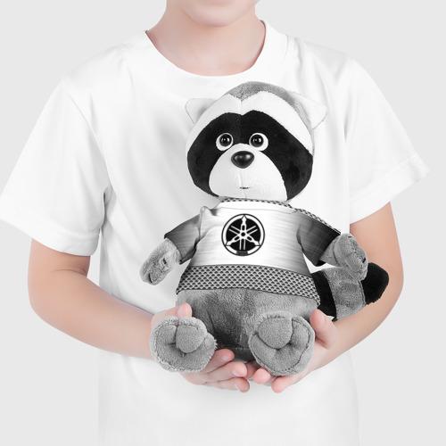 Енотик в футболке 3D YAMAHA SPORT Фото 01