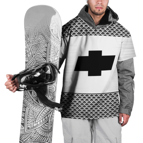 Накидка на куртку 3D  Фото 01, CHEVROLET SPORT