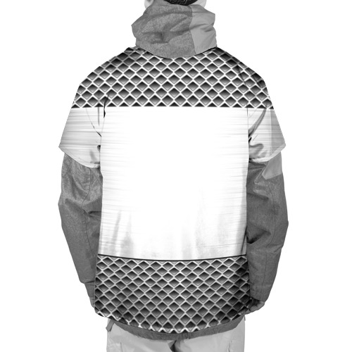 Накидка на куртку 3D  Фото 02, CHEVROLET SPORT