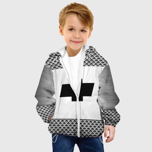 Детская куртка 3D  Фото 03, CHEVROLET SPORT