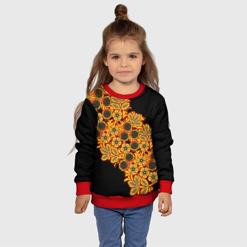 Детский свитшот 3D Славянский орнамент  Фото 01