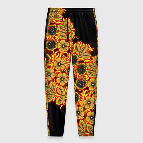Мужские брюки 3D Славянский орнамент  Фото 01