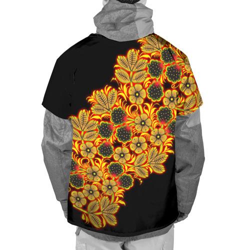 Накидка на куртку 3D  Фото 02, Славянский орнамент