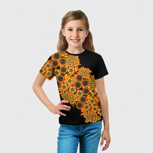Детская футболка 3D Славянский орнамент  Фото 01