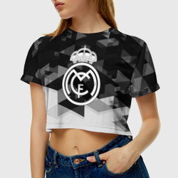 FC Real Madrid sport geometry