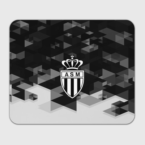 Коврик для мышки прямоугольный  Фото 01, FC Monaco sport geometry