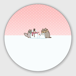 Pusheen Winter