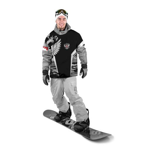 Накидка на куртку 3D Камуфляж Россия Фото 01