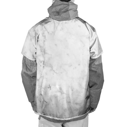 Накидка на куртку 3D  Фото 02, Face