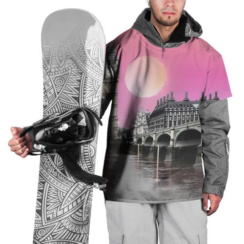 Накидка на куртку 3D  Фото 01, UK