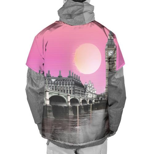 Накидка на куртку 3D  Фото 02, UK
