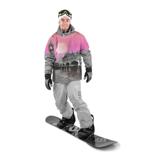 Накидка на куртку 3D  Фото 03, UK