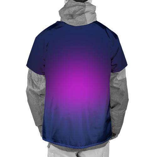 Накидка на куртку 3D  Фото 02, Солнце