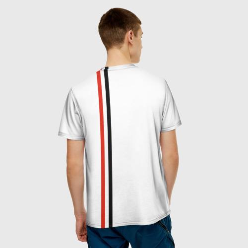 Мужская футболка 3D Удмуртская республика Фото 01