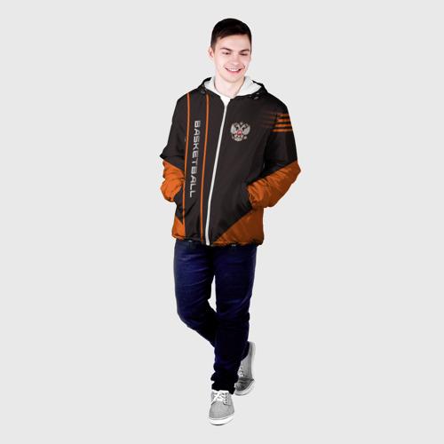 Мужская куртка 3D  Фото 03, Баскетбол