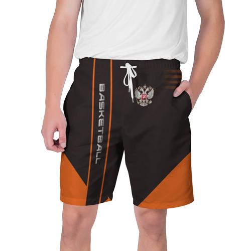 Мужские шорты 3D  Фото 01, Баскетбол