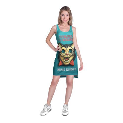 Платье-майка 3D  Фото 03, Master and Margarita