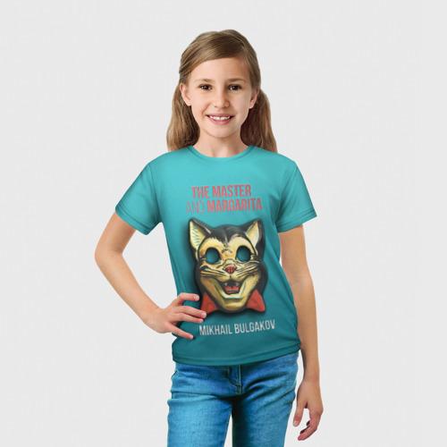 Детская футболка 3D  Фото 03, Master and Margarita