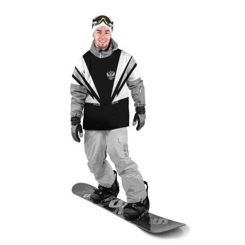 Накидка на куртку 3D  Фото 03, Россия