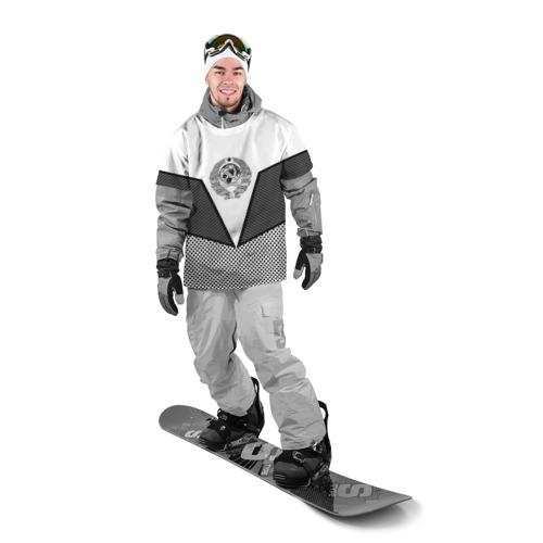 Накидка на куртку 3D  Фото 03, СССР