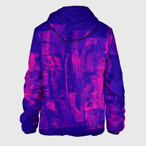 Мужская куртка 3D  Фото 02, Неоновые краски