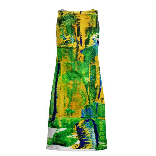 Платье-майка 3D  Фото 02, Краски лета