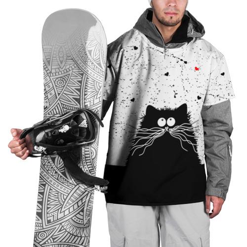 Накидка на куртку 3D  Фото 01, Котик