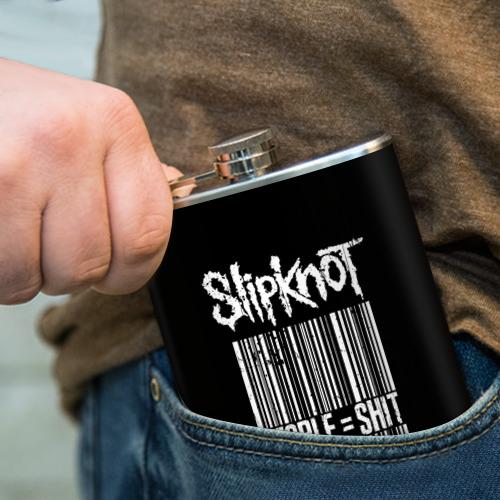Фляга  Фото 04, Slipknot People