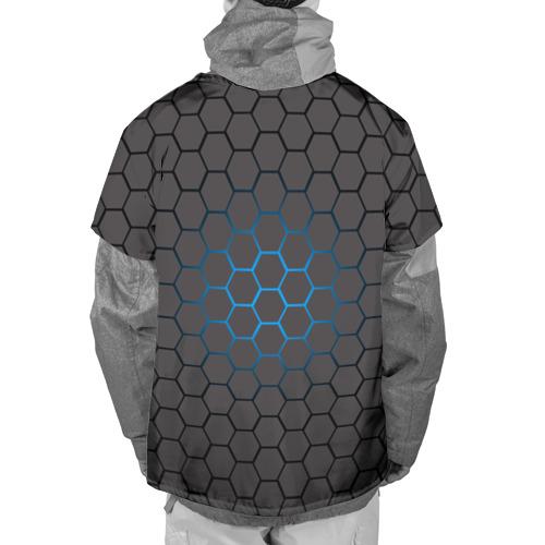 Накидка на куртку 3D  Фото 02, Chrysler