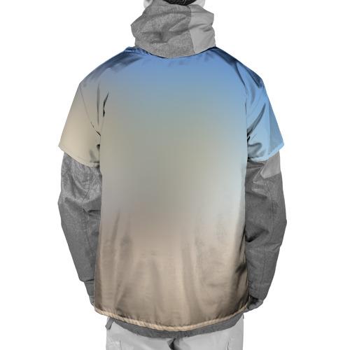 Накидка на куртку 3D  Фото 02, Mercy