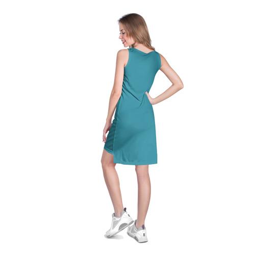 Платье-майка 3D  Фото 04, КариРоналдо
