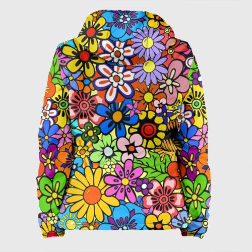 Женская куртка 3D  Фото 02, Яркие Цветы