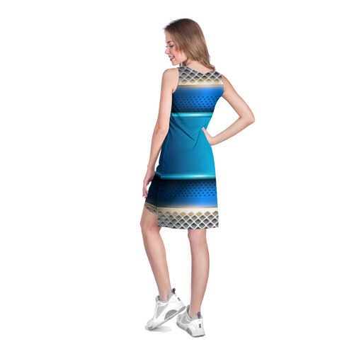Платье-майка 3D  Фото 04, MITSUBISHI sport collection